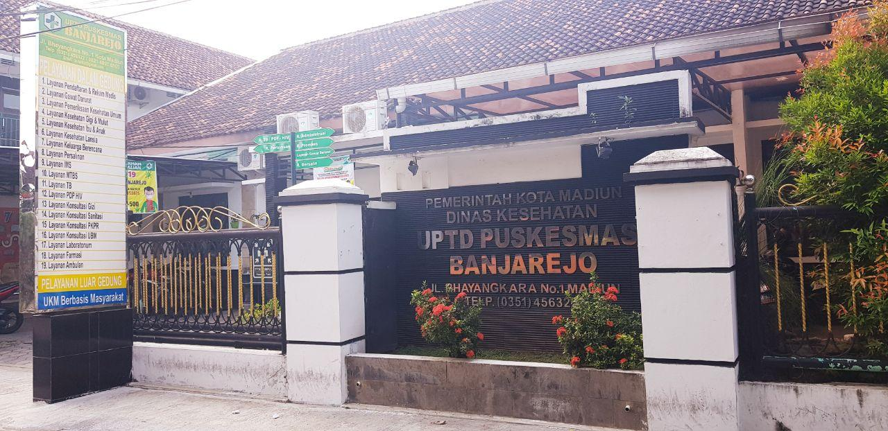 UPTD Puskesmas Banjarejo